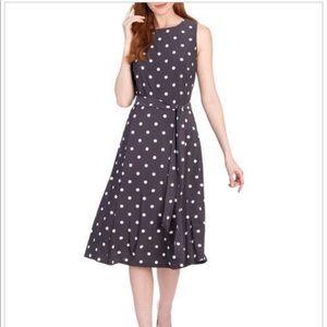Anne Klein Polka Dot Dress On Poshmark